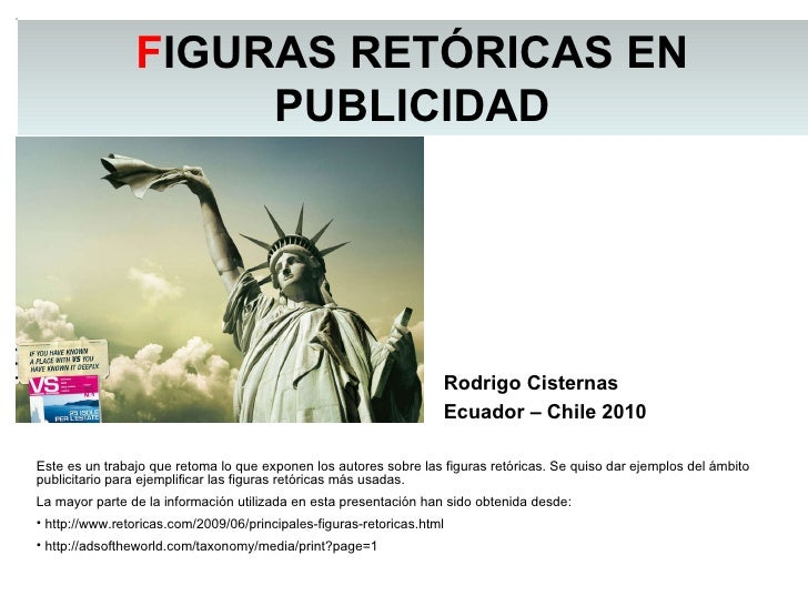 F IGURAS RETÓRICAS EN PUBLICIDAD <ul><li>Este es un trabajo que retoma lo que exponen los autores sobre las figuras retóri...