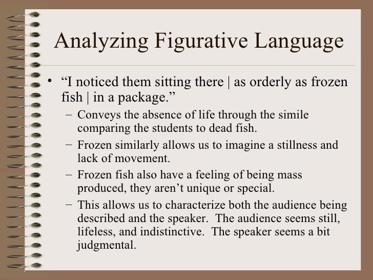 Figurative language worksheet year 4