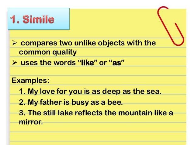 Essay On Figurative Language Versus Literal Language