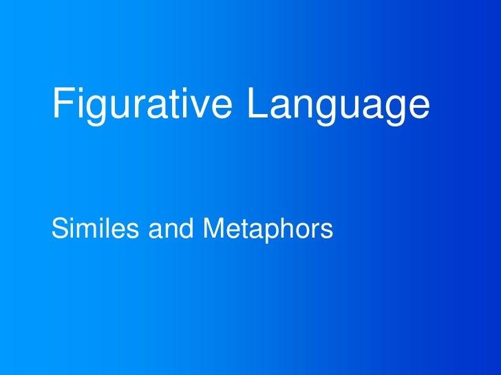 Figurative language.ppt
