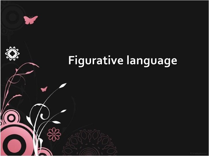 Figurative language group1