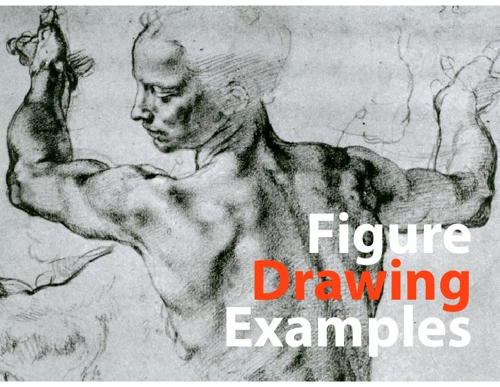 Figure Drawing Examples