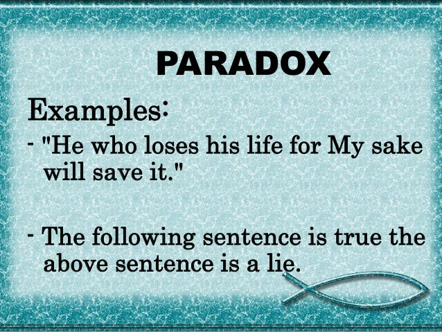 paradox difference from antithesis What is the difference between antithesis and oxymoron oxymoron contains two opposite words antithesis contains two opposite words, clauses, concepts, etc.