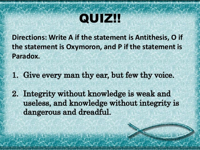 Othello analysis essay
