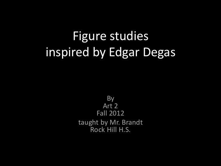 Figure Studies by Rock Hill H.S.