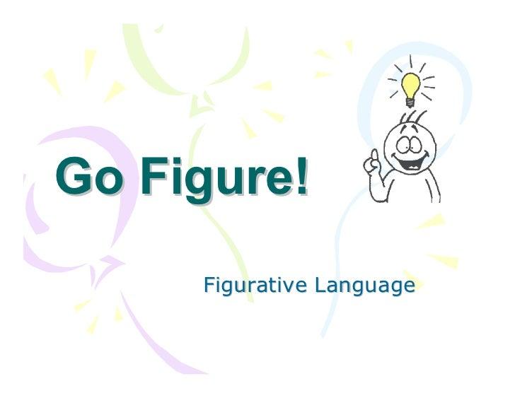 Figurtive language pdf