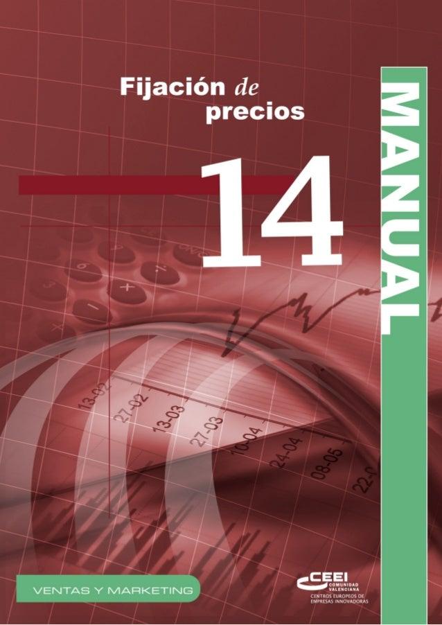 Fijacindeprecios 121215211350-phpapp01