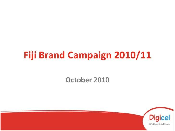 Digicel - Fiji Matters to Us