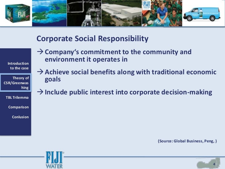 fiji water companys carbon footprint essay 2 days ago how companies manage sustainability: mckinsey global survey results how companies manage sustainability: mckinsey global survey  engaged companies are aware of whether their companies measure their carbon footprint,.