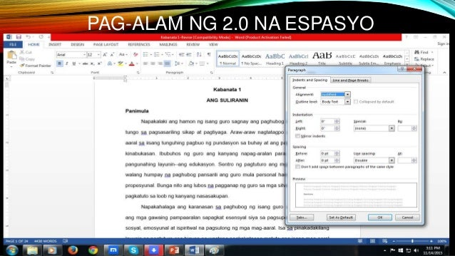 term paper sa tagalog Issuu is a digital publishing platform that makes it simple to publish magazines, catalogs, newspapers, books, and more online easily share your publications and get them in front of issuu's millions of monthly readers title: term paper tagalog, author: mikeqdxar, name: term paper tagalog.