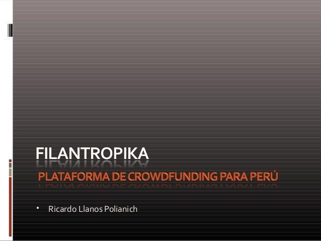 Filantropika