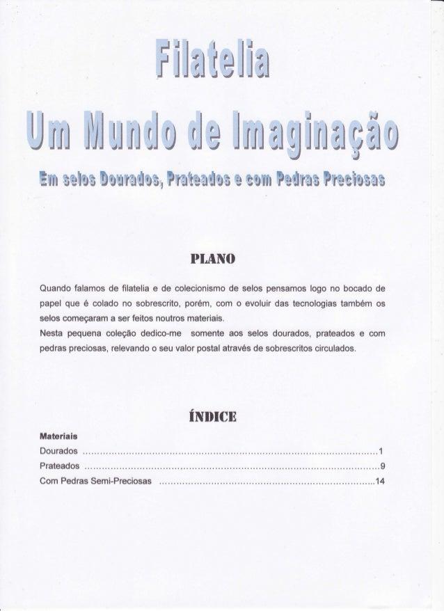 Filatelia um mundo_de_imaginacao