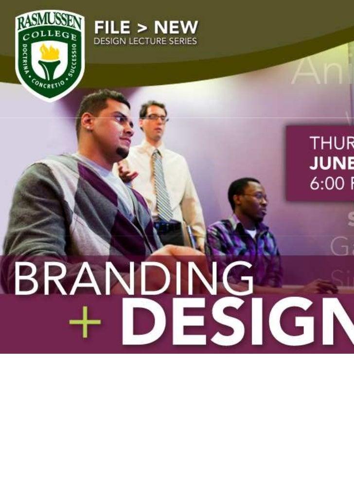 Branding Tips & Insights via File>New