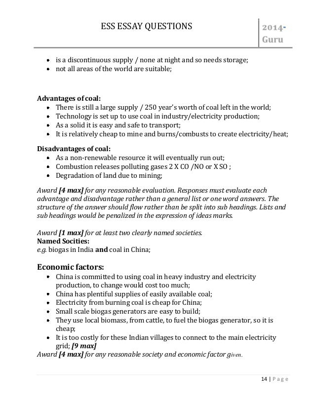 scholarship essay themes