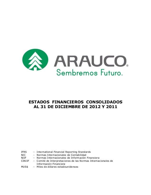 File 6231 estados_financieros_2012_celulosa_arauco_y_constitucion_s.a auditoria