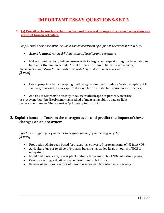 ib history paper 2 essay questions Christian mccarthy  ib history past papers & exam tips  remember that in paper 3 there are 2 essay questions given per topic and that you have to pick 3 essays .