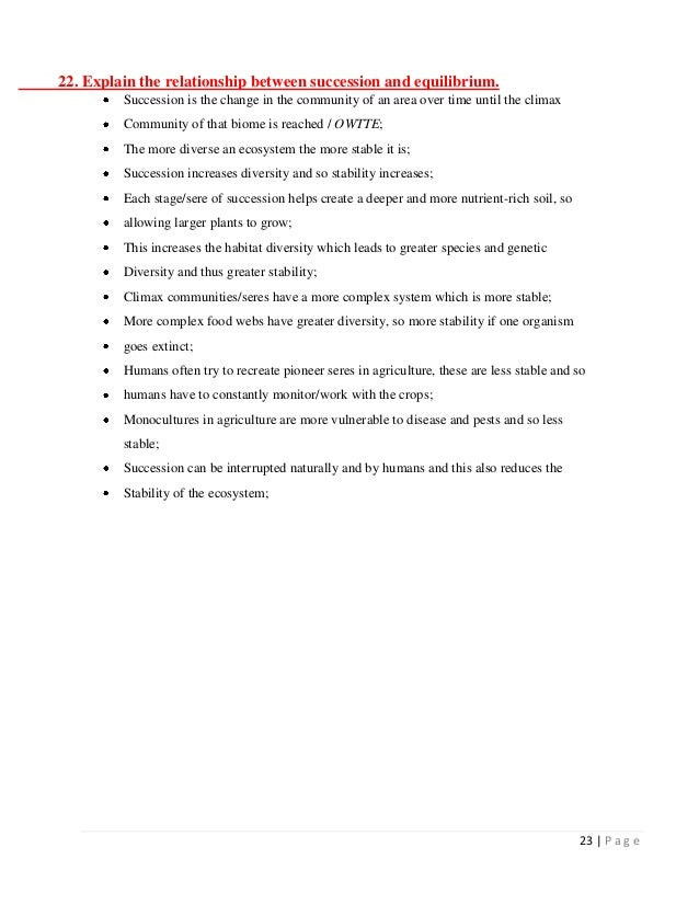 Previous ib exam essay questions unit 7