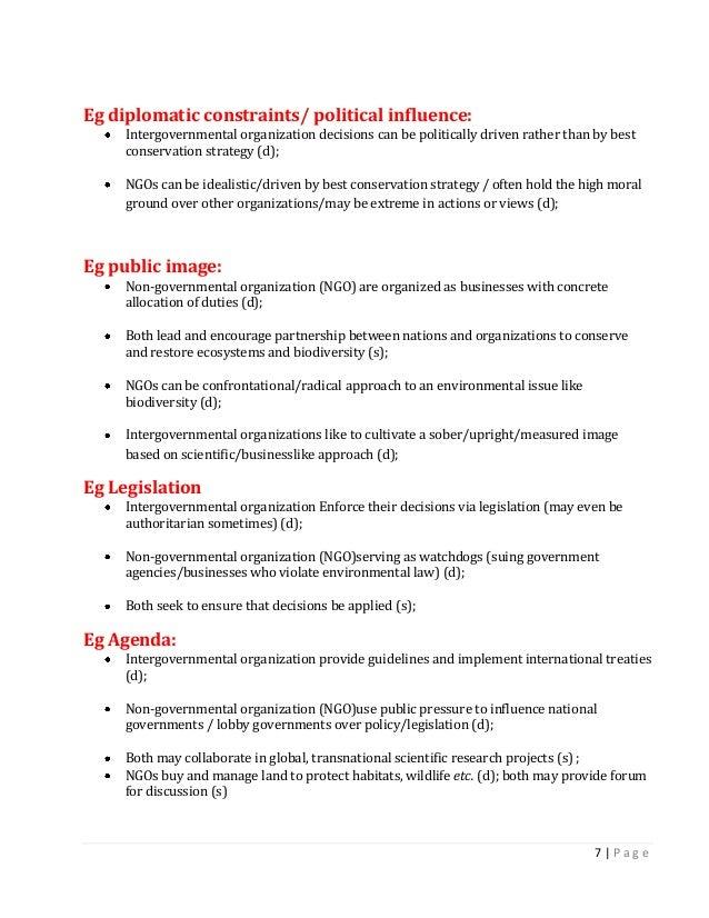 Political parties essay