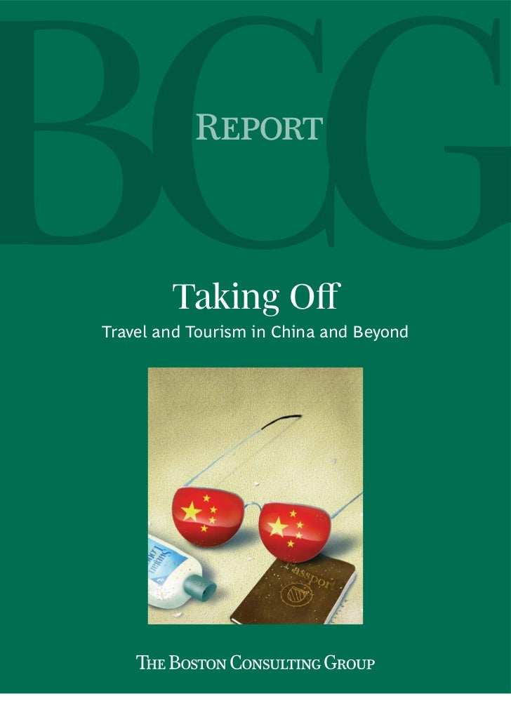 R        Taking OffTravel and Tourism in China and Beyond