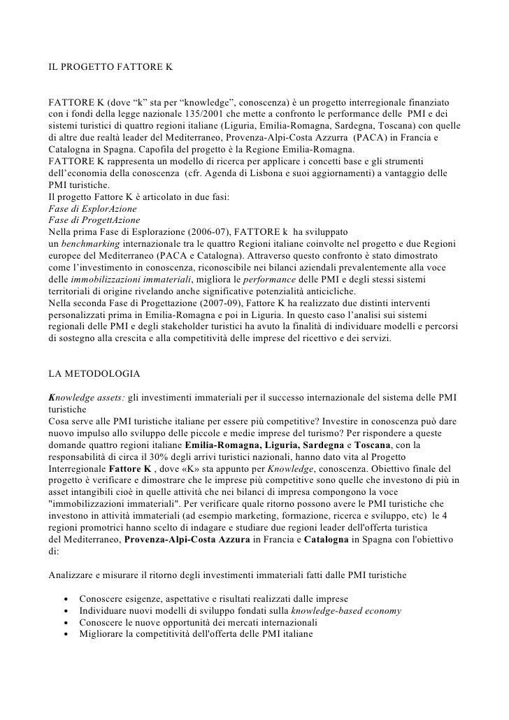 File documenti da inserire nel sito fattore k