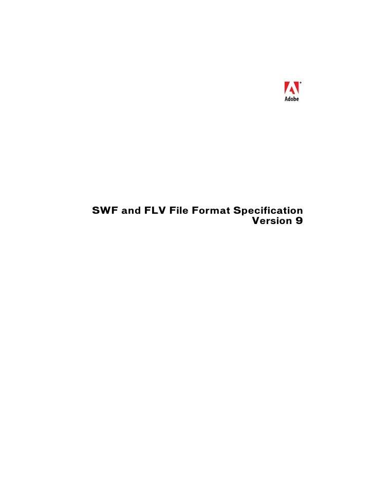 File Format Specification V9