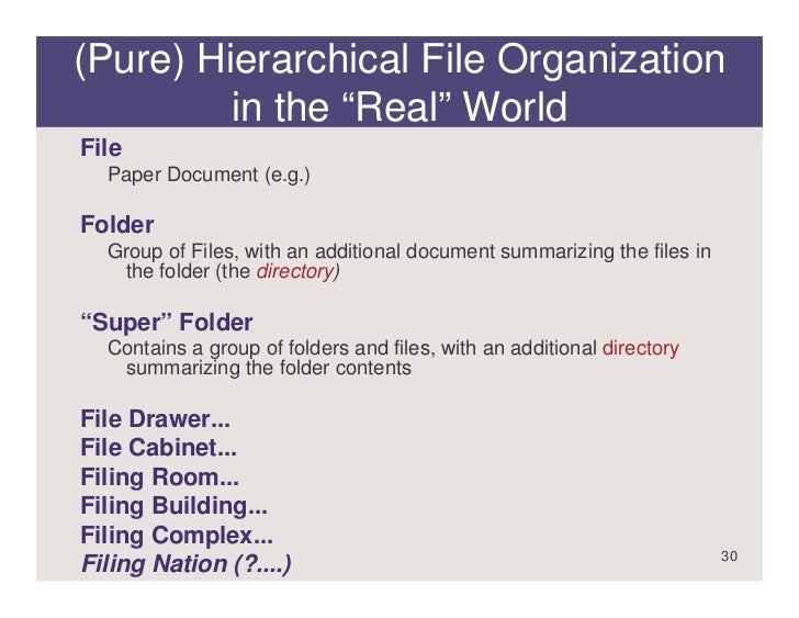 file management paper unix file The design and implementation of a log-structured file system 27 management current unix file of a log-structured file system in this paper we.
