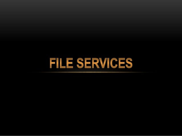 • File transfer is the movement of a various number files being transferred over PC's and laptops. A collection of various...