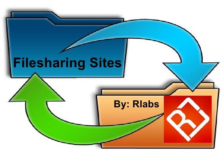 Filesharing sites