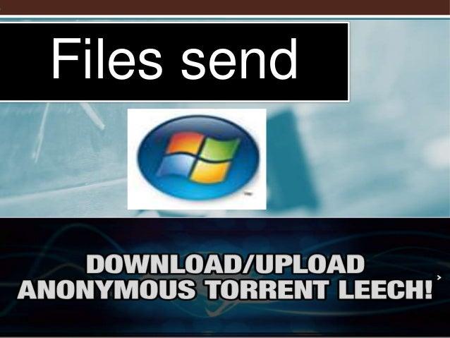 Files send