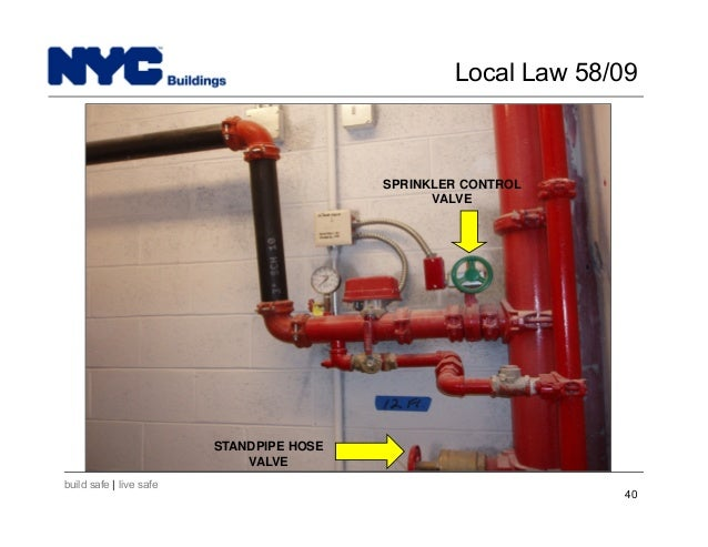 New York City Department Of Buildings Filing Rep Course 207