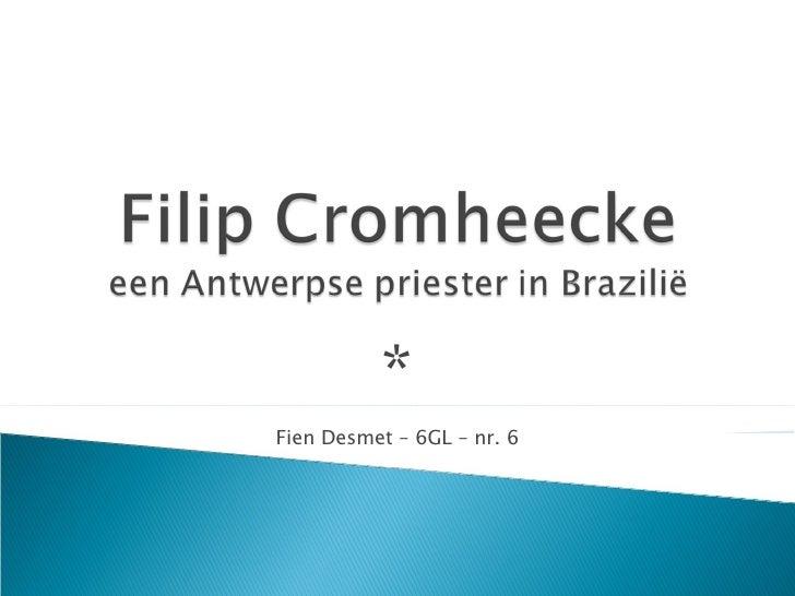 Filip Cromheecke