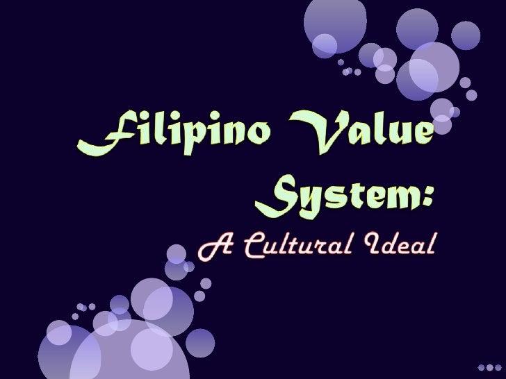 filipino traits essay