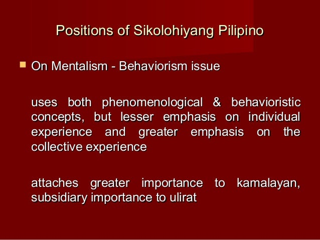 an analysis of the concept of behaviorism and humanism in the psychology These theories complement and contrast one another in various points and  concepts, which gives researchers of today different ideas to work.