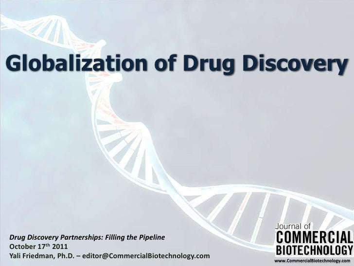 Pharmaceutical globalization: Where are drugs invented?