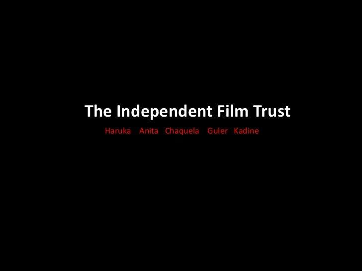 independent Film Trust