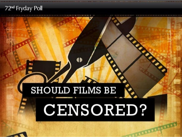 Should Films Be Censored? Cut to facts & stats