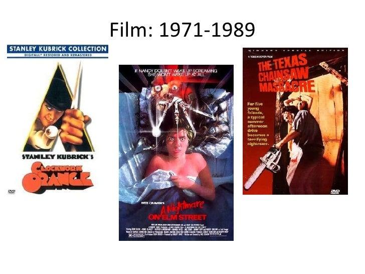Film: 1971-1989