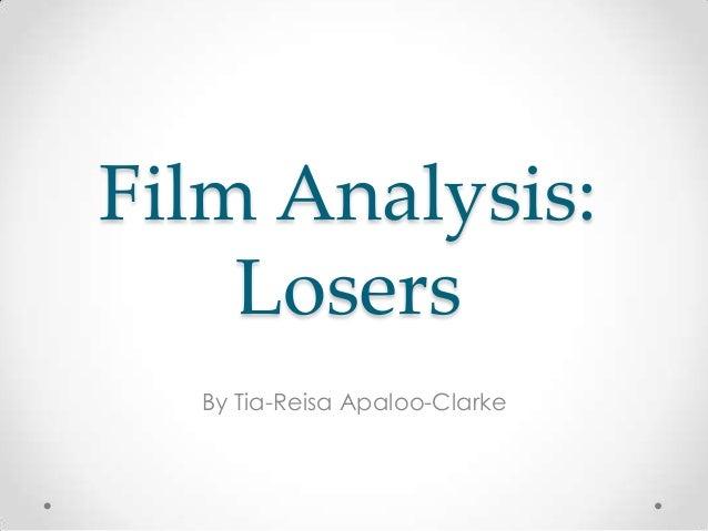 Film analysis 2
