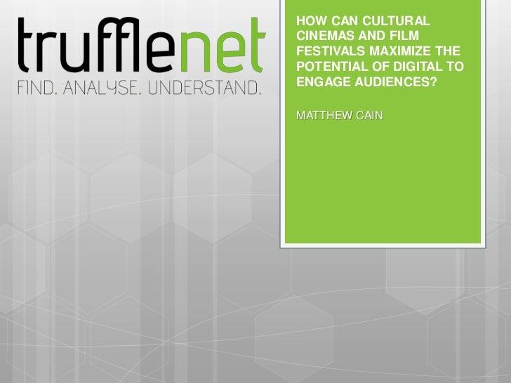 Maximising social media ICO presentation