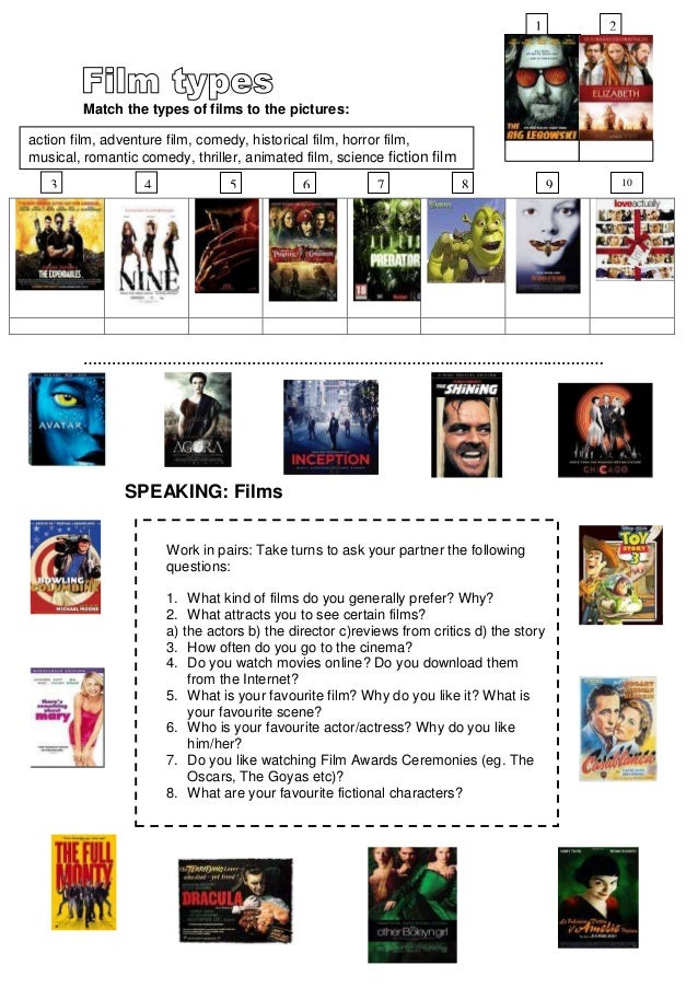 essays types movies For our academic writing purposes we will focus on four types of essay.
