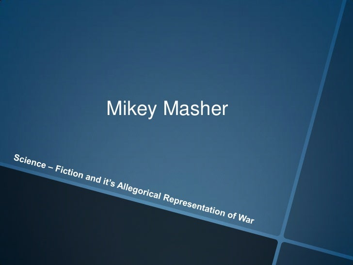 Mikey Masher