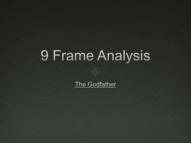 Shot Analysis: The Godfather