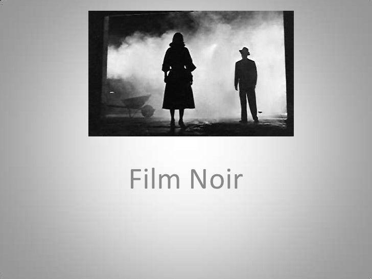 Film Noir<br />