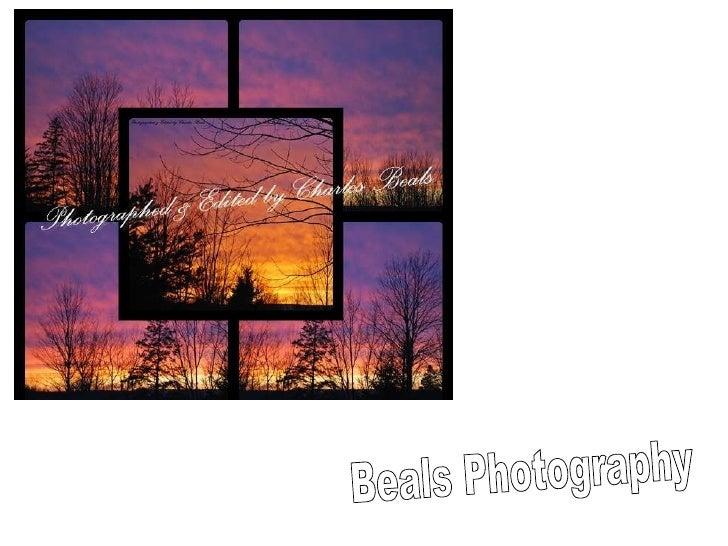 Beals Photography.