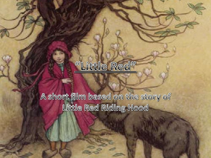 """""""Little Red"""" <br />A short film based on the story of Little Red Riding Hood <br />"""