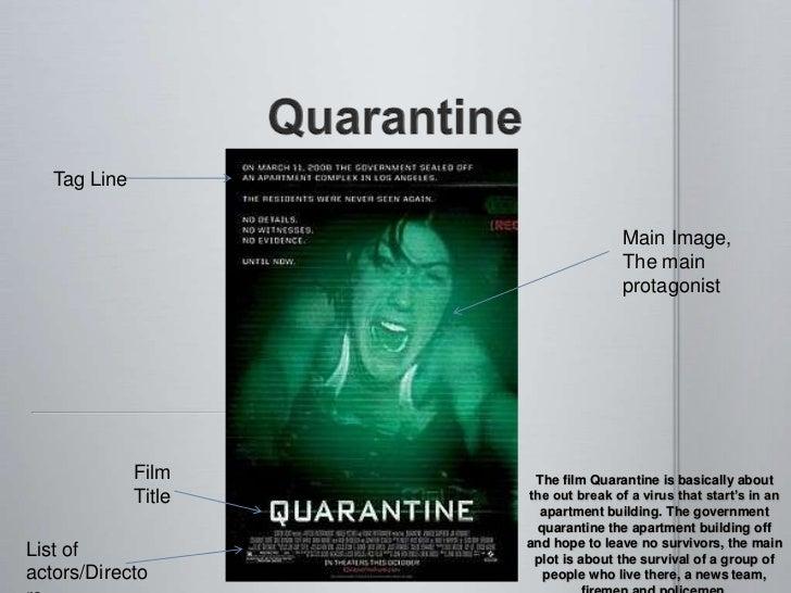 Film poster deconstruction