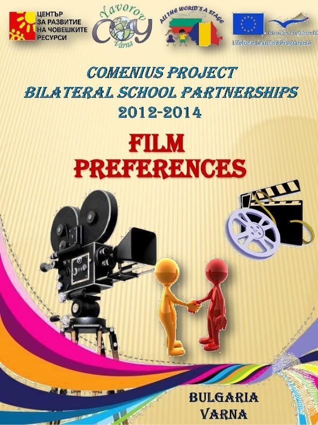 Film preferences bg1