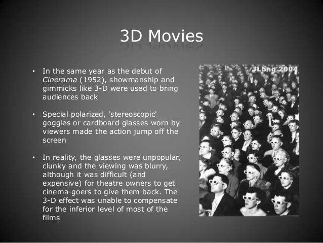 1940s 3D films images