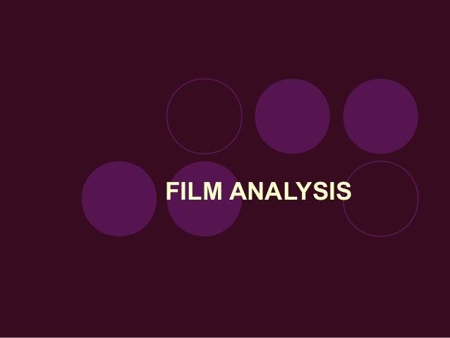 Micro elements of film essay