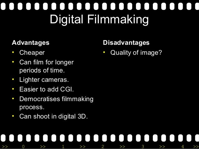 Cinematography And Film technology essays free